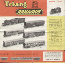 Catalogo triang tri ang tt railways