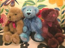 Ty three 8 bears from the past
