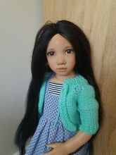 Himstedt doll morgana repaint baby