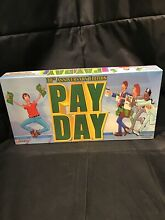 Pay day board game 30th anniversary
