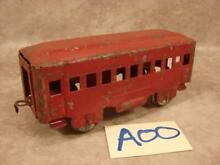 A00b scale pressed steel passenger