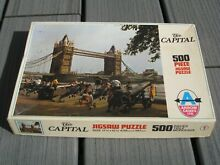 Rare jigsaw the capital tower