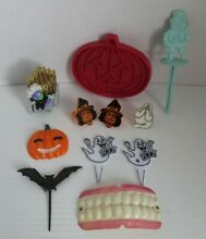11 piece cake toppers and rings