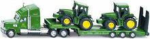 1 87 scale low loader john deere
