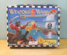 Weapons warriors pirate battle game