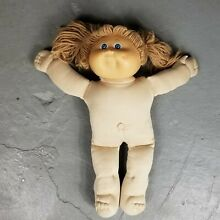 1982 coleco 16 doll dirty blonde