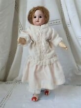 French 60 bisque head doll 19th