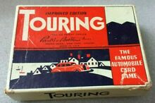 1947 touring card game parker