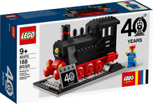 Lego 40370 1 steam engine 7810