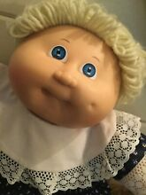 Coleco cabbage patch p factory doll