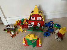 Lego bundle used farm set 1 5kg