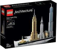Brand new sealed 2016 architecture