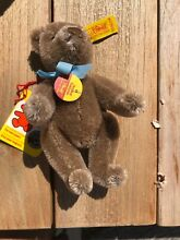 Caramel jointed bear limited