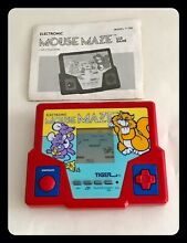 Electronic mouse maze lcd handheld