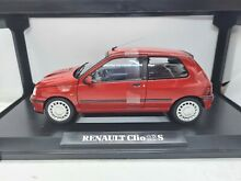 Renault clio 16s red 1 18