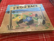 1973 spears frog race game complete