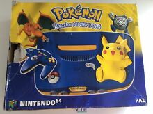 Pokemon pikachu boxed