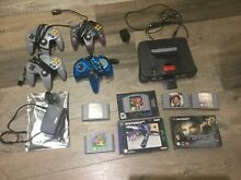 Nintendo n64 bundle games 4
