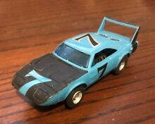 Afx blue non lighted dodge daytona