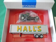 Hall s transport co historical die