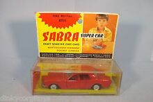 Sabra 8106 ford mustang red vn mint