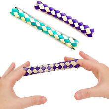 2 x finger trap magic trick toy