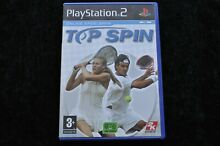 Playstation 2 top spin