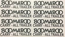 Carry all trailer wyn toy sheet of