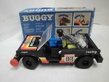 Buggy gdr jeep accessories tin toy