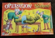 2004 operation shrek board game
