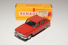 B 14 renault r16 r 16 red mint