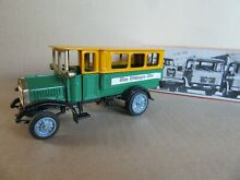 Modell 818 germany 1 43 autobus man