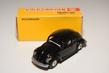 L vw volkswagen beetle kafer black