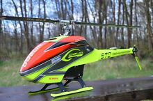 Sab goblin 570 ready to fly 6s