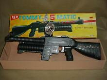 60 s battery operated tommy 5 matic