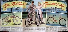 591ms bicycle folleto con hollywood