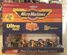 Ultra fast pro circuit racers