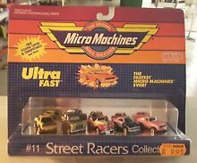 Street racers collection 11 in ovp