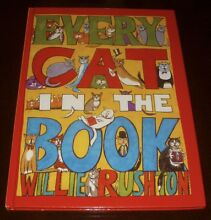 E cat in the book by willie rushton