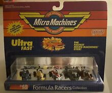 Formula racers collection 18 ultra