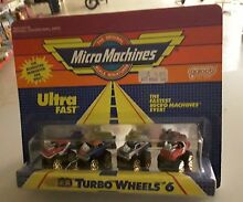 Turbo wheels collection 6 in ovp