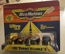 Turbo wheels collection 3 in ovp