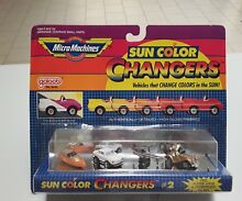 Sun color changers 2 in ovp