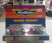 Highway warriors dirty dozer and