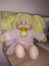 1985 cabbage patch doll oringally