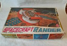 Spacecraft ranger tin toy japan