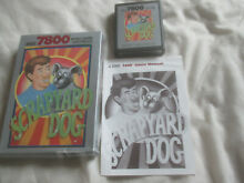 Scrapyard dog rare cib game 7800