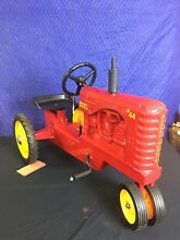44 narrow front pedal tractor