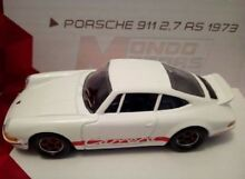 Porsche 911 2 7 rs 1973 white metal