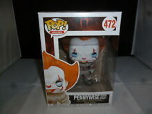 Funko pop pennywise boat 472 it